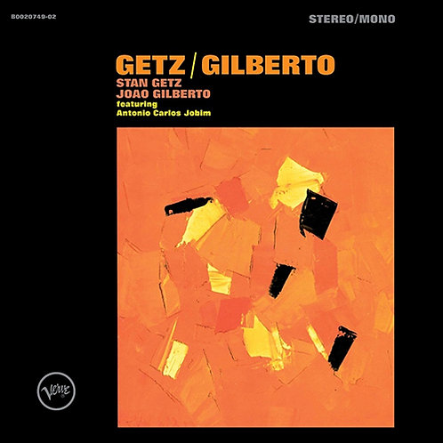 Stan Getz - Getz/Gilberto (LP)