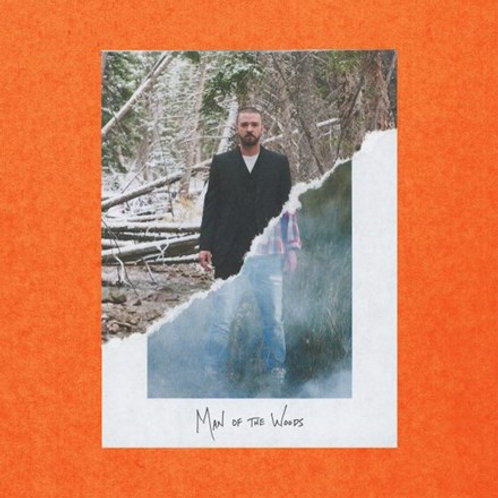 Justin Timberlake - Man Of The Woods ( 2LP )