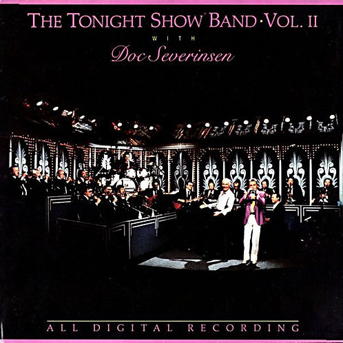 The Tonight Show Band With Doc Severinsen ‎– The Tonight Show Band • Vol. II(CD)