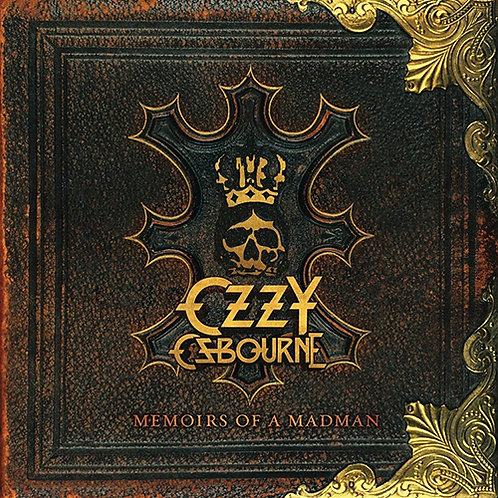 Osbourne, Ozzy - Memoirs of a Madman..(Gatefold LP Jacket, 2PC) (L.P.)