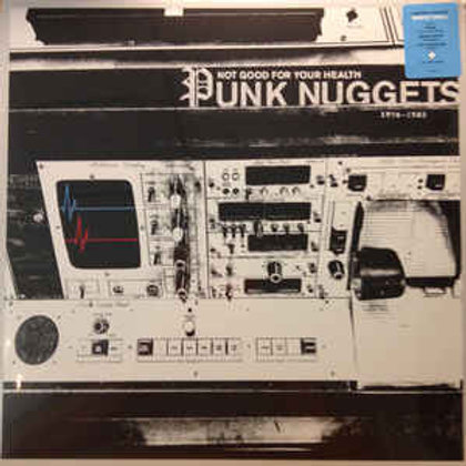 Various Artists - Punk Nuggets :Not good for your health (1972-1984 2LP White vi
