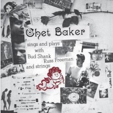 Chet Baker - Sings & Plays (LP)