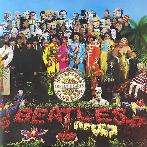 Beatles - Sgt. Pepper's Lonely Hearts Club Band (2017 Stereo Mix) (L.P.)