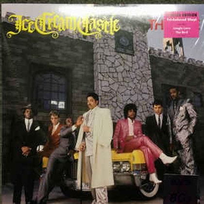 The  Time - Ice Cream Castle (Neapolitan split color vinyl, Back to the 80's exc