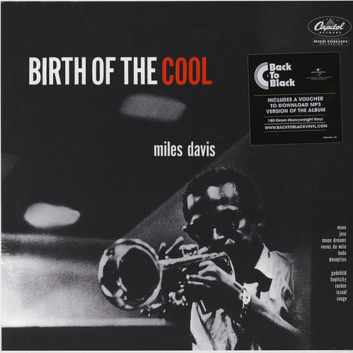 Miles Davis – Birth Of The Cool