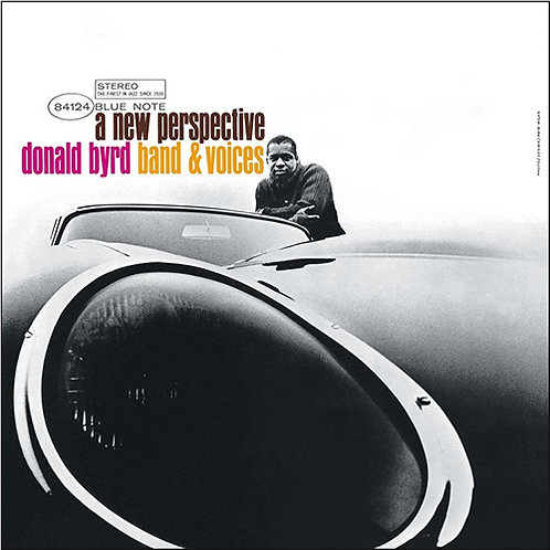 Donald Byrd - A New Perspective: 75th Anniversary (LP)