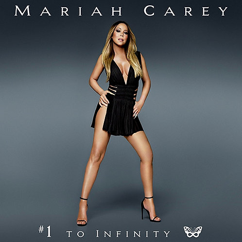 Carey, Mariah - #1 to Infinity  (180 Gram Vinyl, Gatefold LP Jacket, Download In