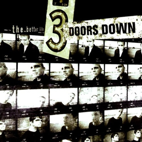 3 Doors Down - A Better life