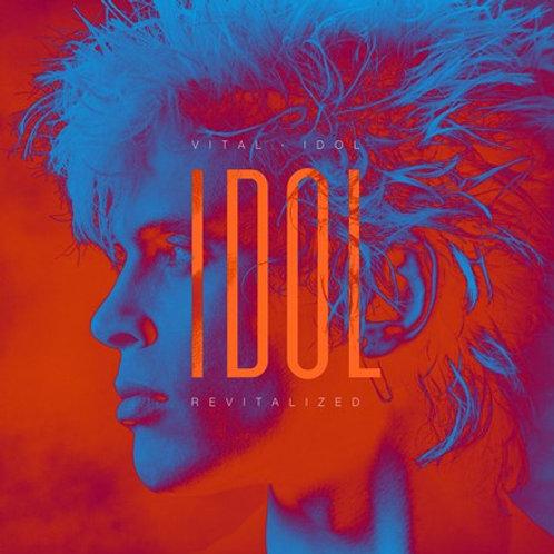 Billy Idol - Vital Idol: Revitalized (LP)