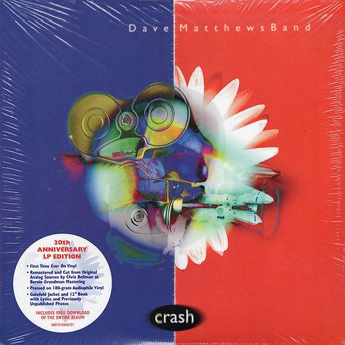 Dave Matthews Band – Crash (20th Anniversary Edition)