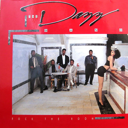 The Dazz Band*–Rock The Room (CD)