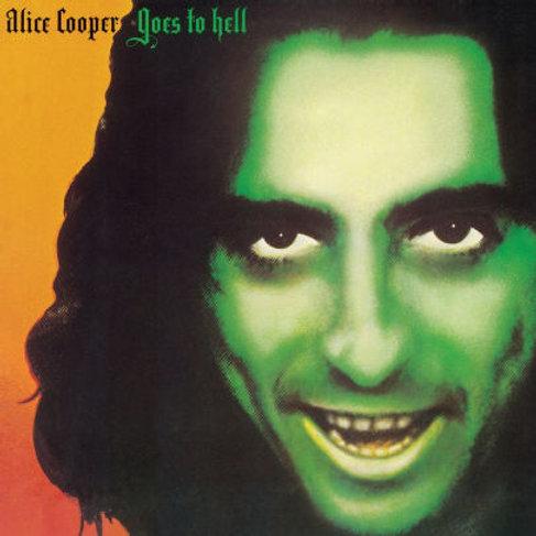Alice Cooper – Alice Cooper Goes To Hell (LP)