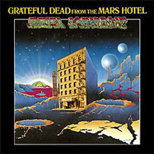 Grateful Dead* ‎– From The Mars Hotel