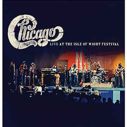 Chicago  – Live At The Isle Of Wight Festival 1970 (LP)