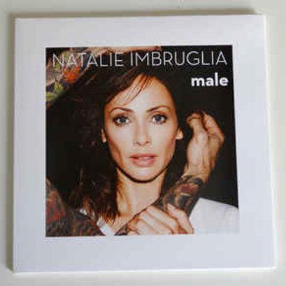 Imbruglia, Natalie - Male [Import] (Limited Edition 180 Gram Transparant Vinyl)