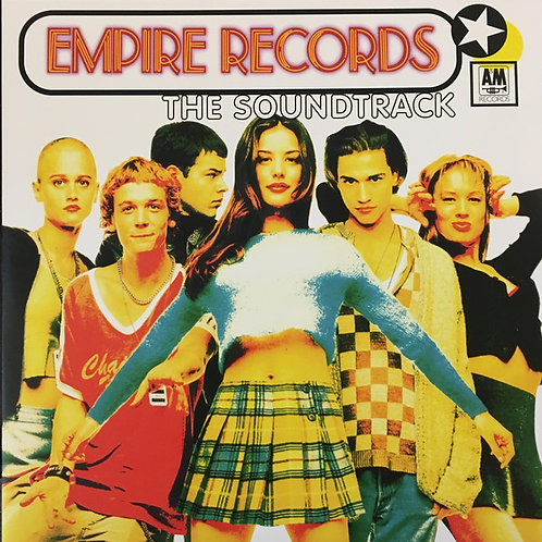 Empire Records (Original Soundtrack)..(Colored Vinyl, 2PC) (Various Artists) (L.