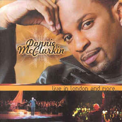 Donnie McClurkin–Live In London And More (CD)