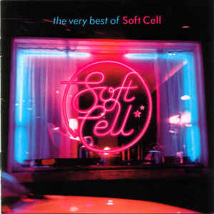 Soft Cell – The Very Best Of Soft Cell CD