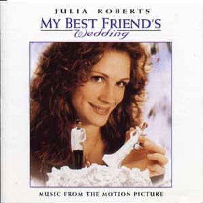 Various – My Best Friend's Wedding CD