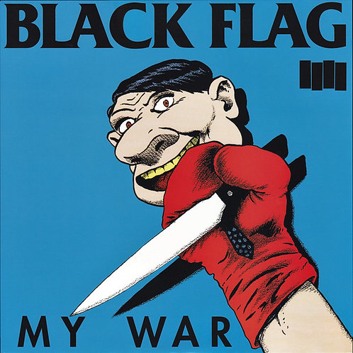 Black Flag - My War (LP)