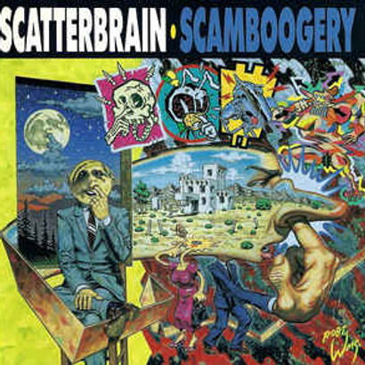 Scatterbrain (3) – Scamboogery CD