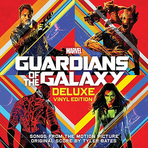 Guardians of the Galaxy / O.S.T...(Deluxe Edition, 2PC) (L.P.)