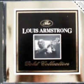 Louis Armstrong – The Louis Armstrong Gold Collection CD