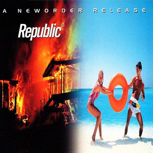 NewOrder* – Republic CD