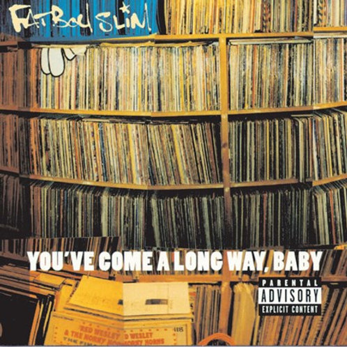 Fatboy Slim - You've Come a Long Way Baby (LP)