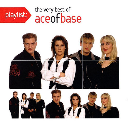 Ace Of Base – Playlist: The Very Best Of Ace Of Base CD