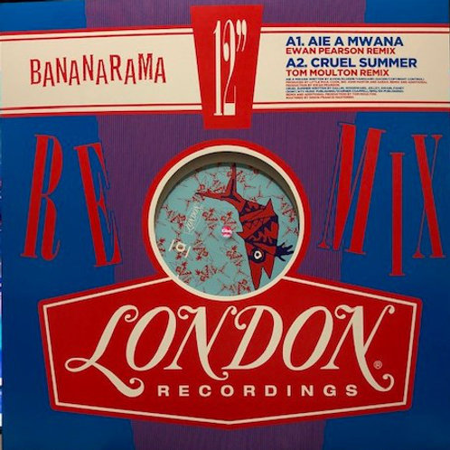 Bananarama ‎– Bananarama Remixed Vol 1