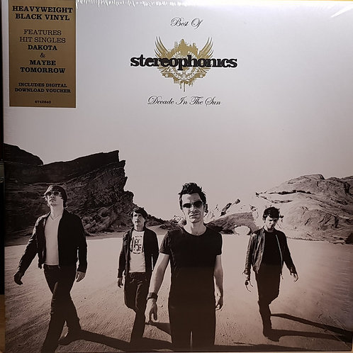 Stereophonics - Decade in the Sun, Best of..(2LP)
