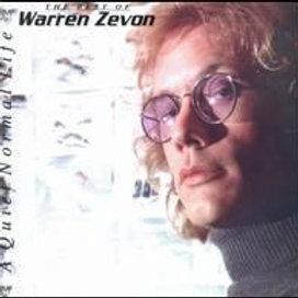Warren Zevon–A Quiet Normal Life: The Best Of Warren Zevon(CD)