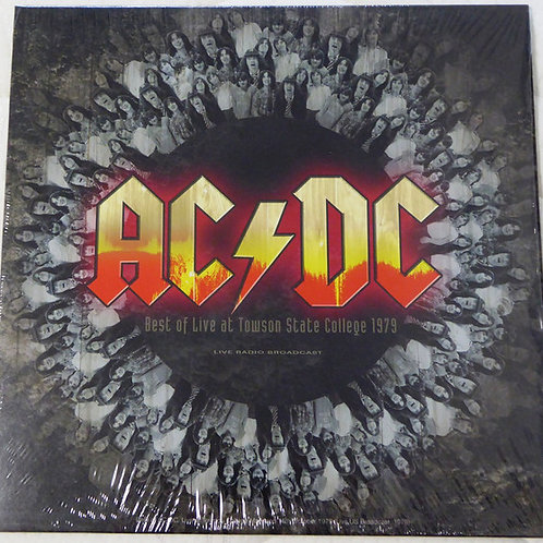 AC/DC Live At Towson State College 1979