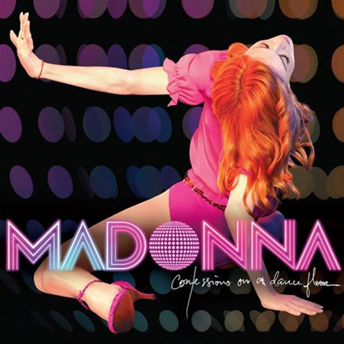 Madonna-Confessions on a dance floor (Limited Edition, Pink Vinyl(Import) 2pc LP