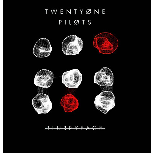 Twenty One Pilots - Blurryface..(Digital Download Card, 2PC) (L.P.)