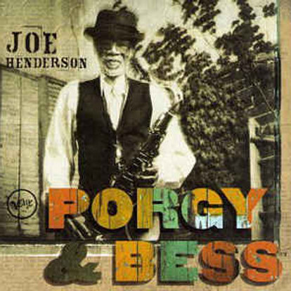 Joe Henderson ‎– Porgy & Bess (CD)