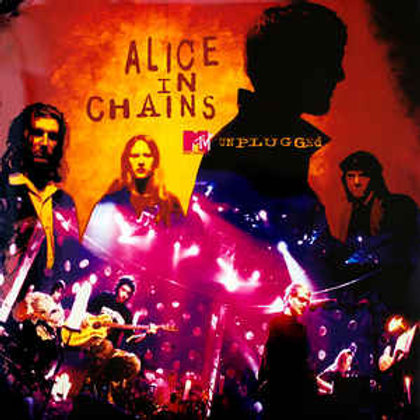 Alice In Chains – MTV Unplugged (LP)