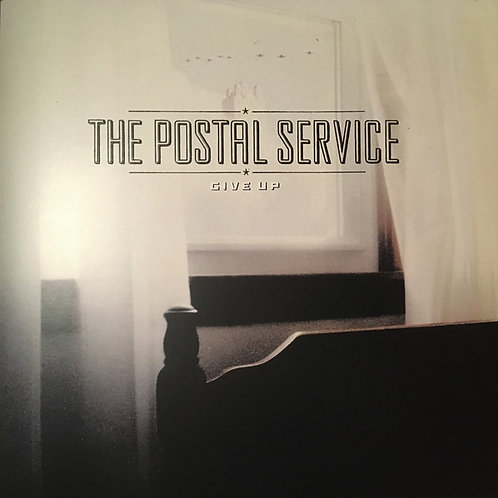 The Postal Service – Give Up