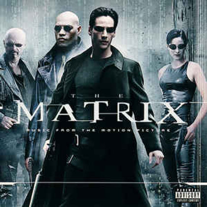 The Matrix - Music From The Motion Picture(CD)