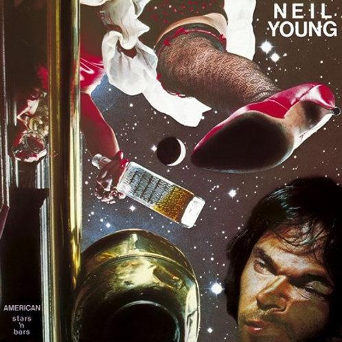 Young, Neil - American Stars 'n Bars..(140 Gram Vinyl, Black) (L.P.)