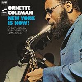 Ornette Coleman - New York Is Now! (LP)