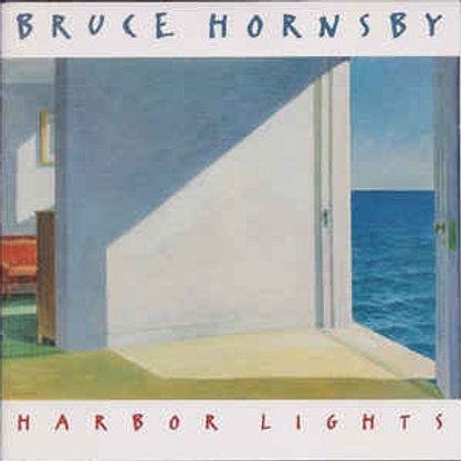 copy of Bruce Hornsby–Harbor Lights (CD)