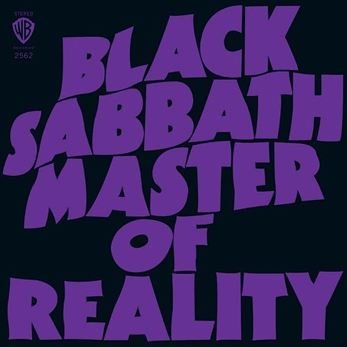 Black Sabbath - Master Of Reality(Deluxe Edition) (LP)