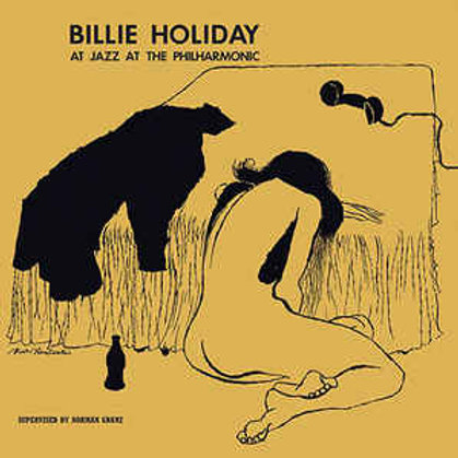 Billie Holiday - Jazz At The Philharmonic Holiday (LP)
