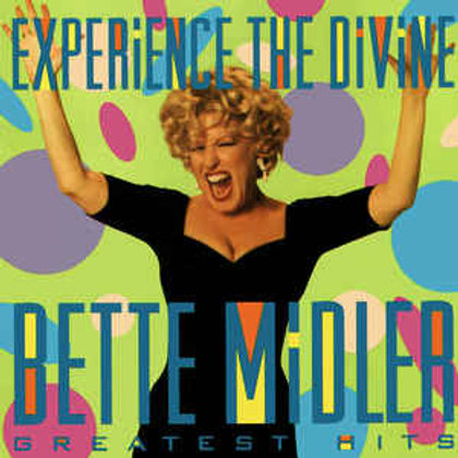 Bette Midler–Experience The Divine (Greatest Hits)(CD)