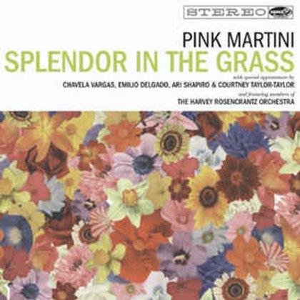 Pink Martini – Splendor In The Grass ( 2LP )