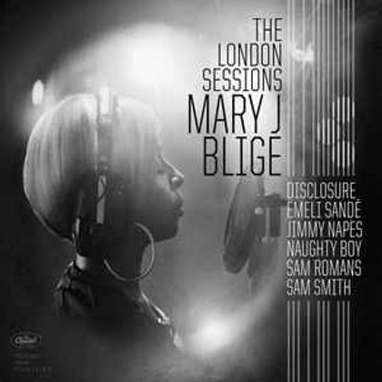 Blige, Mary J. - London Sessions (2PC) (L.P.)