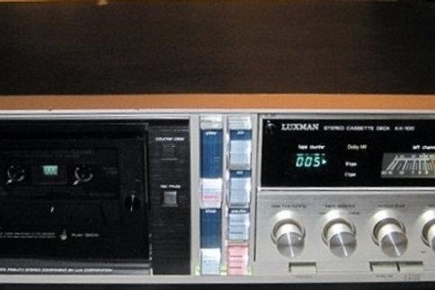 Luxman KX-100 Cassette Deck