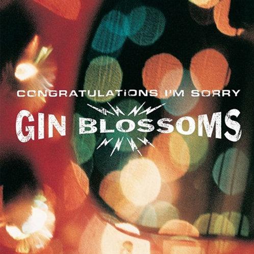 Gin Blossoms - Congratulations I'm Sorry (LP)
